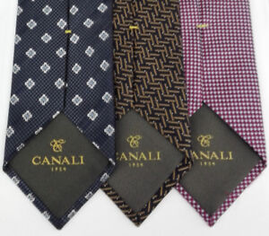 3 mint condition recent Canali neckties $100