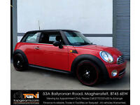 Mini Diesel - Bright Red with Full Service History - Finance Available!