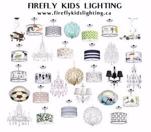 Kids Lighting - Holiday SALE + Free Shipping