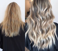 Tape in extensions specialist !