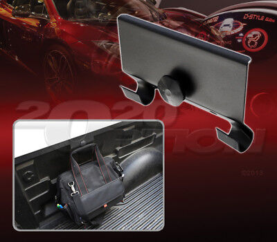 BULLY UNIVERSAL CLAMP-ON CARGO BAR TRUCK BED RAIL HOOK TIE DOWN ANCHOR  -