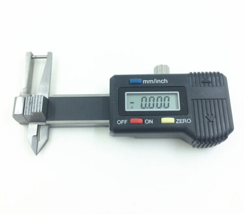 0-25mm Mini Pocket Digital Caliper Jewelry Diamond Gem Thickness Gauge