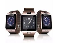 DZ09 SMART WATCH. FOR IPHONES AND ANDROID NEW AND BOXED