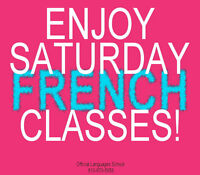 FRENCH FOR ABSOLUTE BEGINNERS - $20/hr.- Start Date: FEBRUARY 6