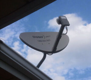 SHAW (STAR CHOICE) Satellite Dish & HD LNB (Complete)