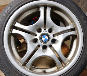 OEM BMW E46 Rims