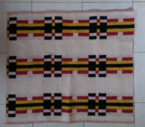 Vintage Saddle Blanket