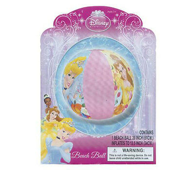 Disney Princess Pool Party (10 DISNEY PRINCESS INFLATABLE 20