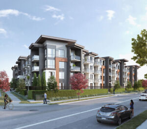 1 Bedroom Apartment in Brand New Building - Langley BC