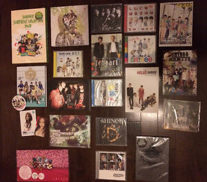 【SHINee】KPOP ALBUMS (DVDS/CDS)