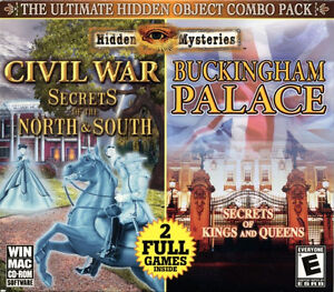 Hidden Mysteries Civil War- Secrets of the North and South/ Buki