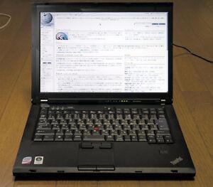 Lenovo Thinkpad T400 laptop
