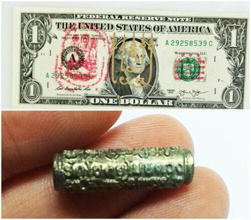 Billionaire One Bill Takrut Luck Stealing Thai Amulet Wealth Fortune Money
