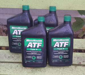 Type F transmission fluid