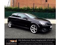 Vauxhall Astra SRI Diesel 6 Speed 3 Door Black (Not Golf, A3, Leon, Jetta, A4, Passat, Mini etc)