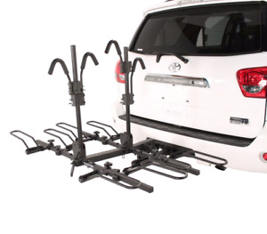 4 bike hitch mount carrier