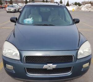 2006 Chevrolet Uplander LS Minivan - Must Go