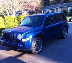 -U-R-G-E-N-T- 2009 Jeep Patriot VUS