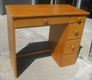 WANTED: Wooden Desk