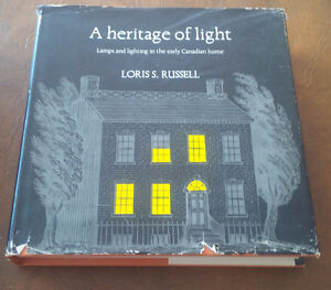 A Heritage of Light, Loris S. Russell, 1968 Kitchener / Waterloo Kitchener Area image 1