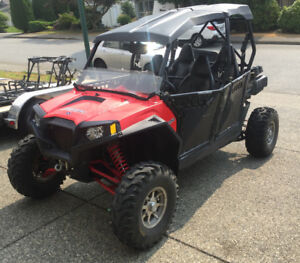 Parting 2012 Polaris Rzr Xp 900 4 Parts Only