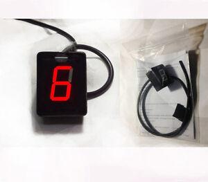 FOR TRIUMPH  TT600 SPRINT RS /ST Speed Triple 955i  Gear Indicator