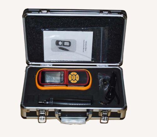 New Arrival Digital Vibration Meter Vibrometer Tester Analyser Fast Shipping