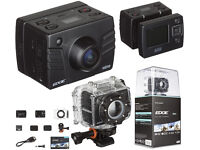 "Sport camera Kitvision edge HD10 8mp,1.5"" LCD Screen + 16GB memory card"