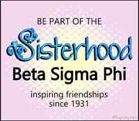 FRIENDS ~ FUN ~ BETA SIGMA PHI