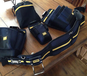 MASTERCRAFT DETACHABLE TOOL BELT BRAND NEW.