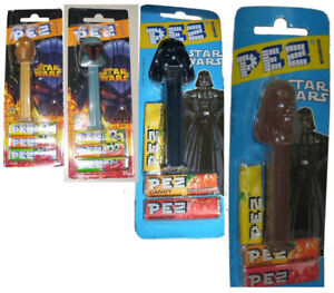 Pez Star Wars Lot