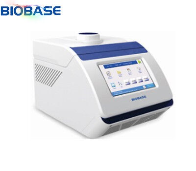 Thermo Cycler Gradient Pcr Machine 7color Touch Screen 1 Yr Warranty