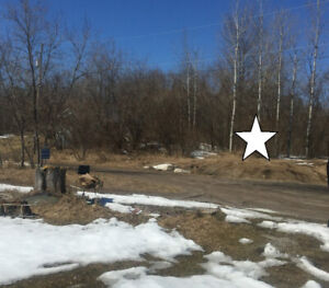 Vacant land for sale in Madoc, for sale or trade $15,000 obo