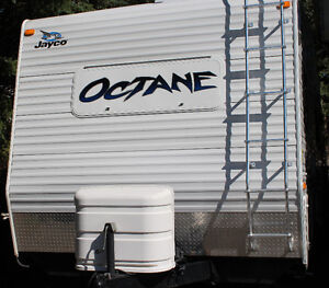 26 Foot Jayco Octane ZX Toy Hauler Prince George British Columbia image 1
