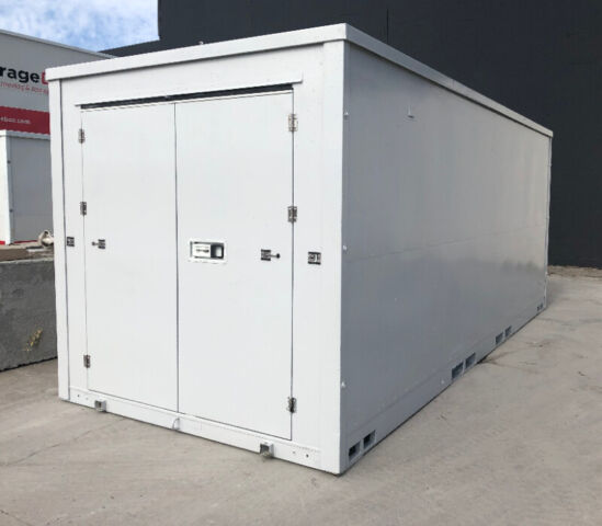 20' Insulated Storage Container For Sale | Storage ...