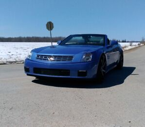 2006 CADILLAC XLR LOADED 4.6 NORTHSTAR NEW TIRES 1 OF A KIND!