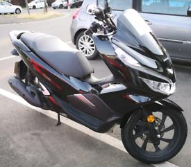 Scooter, Honda PCX