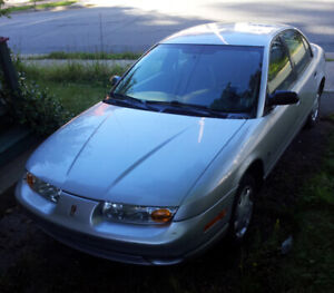 2002 Saturn SL1-(4 door) in GREAT shape For Sale by phone only