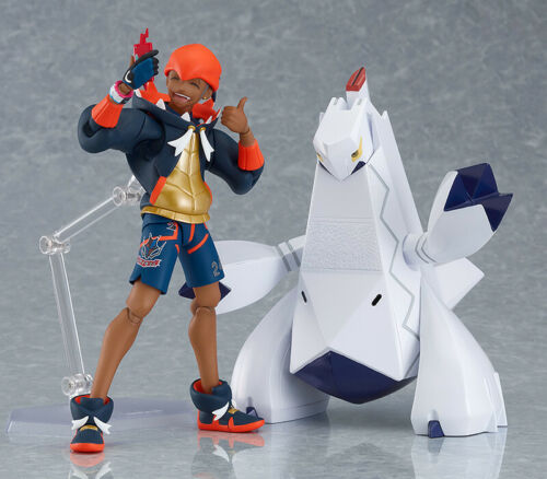 Authentic Figma Pokemon Gym Leader Raihan Kibana Duraludon [PRE-ORDER] US Seller