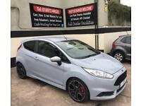 2017 17 FORD FIESTA ST200 1.6 ECOBOOST 3DR 200 BHP