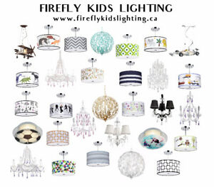 KIDS LIGHTING - BLACK FRIDAY SALE