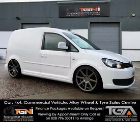 Caddy Van TDI With 55k Genuine Miles - Finance Available (Not Transporter, Berlingo, Partner etc)