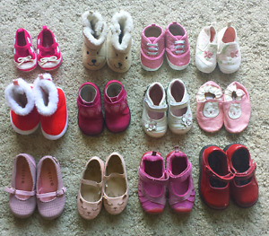 Baby and toddler shoes
