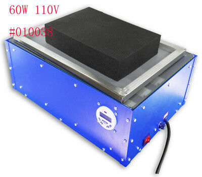 18x12 Uv Exposure Unit For Hot Foil Pad Printing Plate Curing Screen Printing