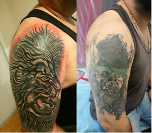 REAL  TATTOO'S  BY  REAL ARTIST