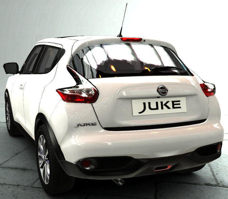 Nissan Juke Style Pack Door Sill Trims Boot Lip Trim Black KE6001K012BK GY