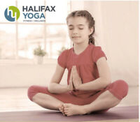 Kids Yoga Classes March Break