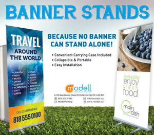 Retractable Banner Stand | Local Deals on Business