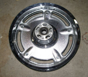 2009 Sportster Rear Wheel