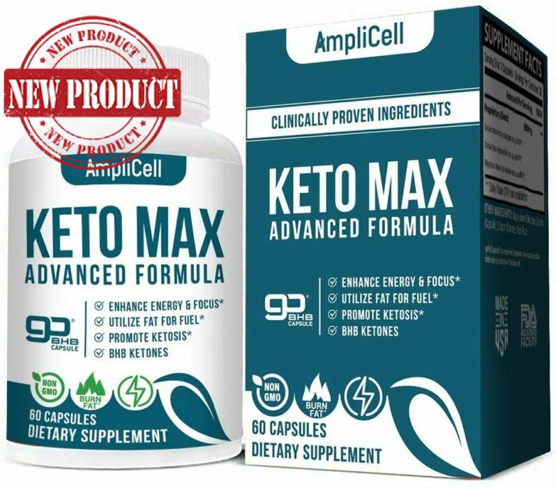 Pastillas Keto - Cetonas Exogenas Patentadas Gobhb (60 Ct) - Utilizar Grasa